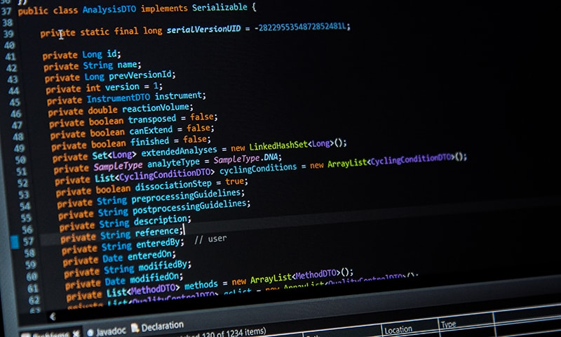 GENEIO software screenshot