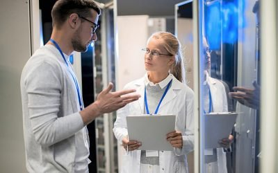 Cybersecurity risks in your laboratory and how to mitigate them